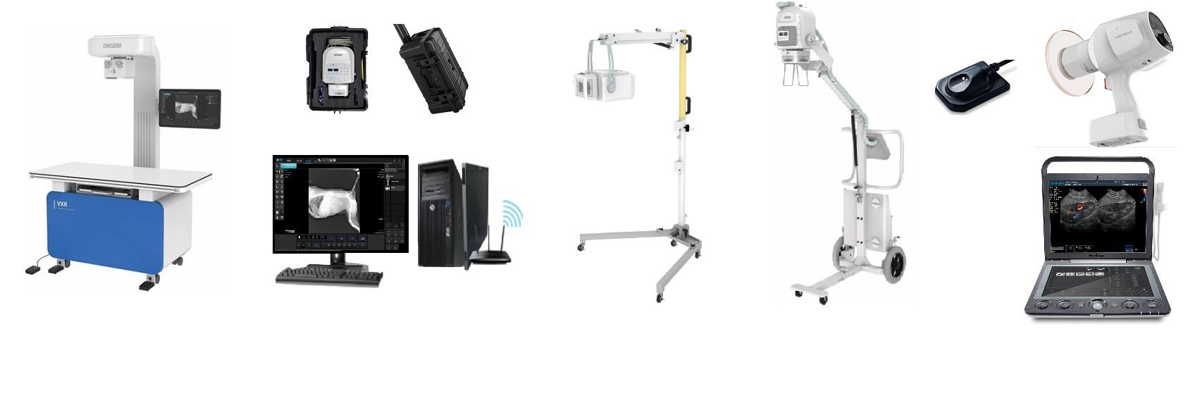 Veterinary Radiograghy Solutions